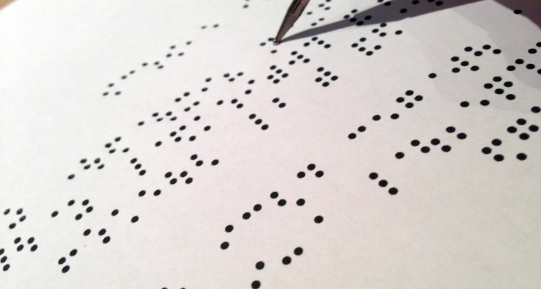 Designing for the blind