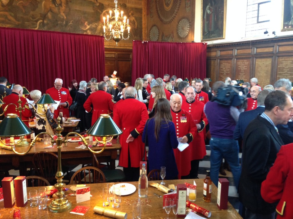 The Ceremony of The Christmas Cheeses
