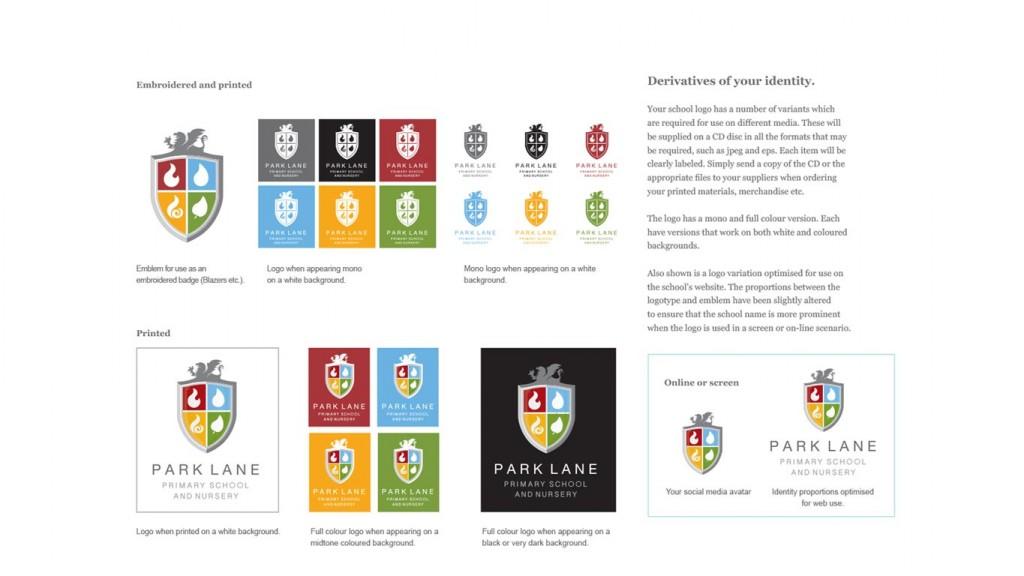 academy branding