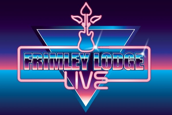 80s logo design