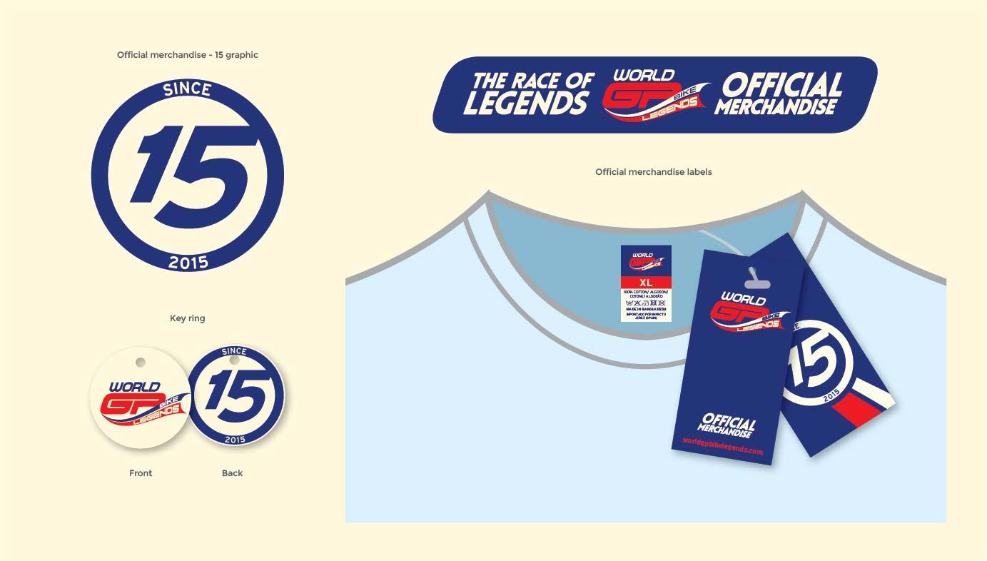Official Merchandise design