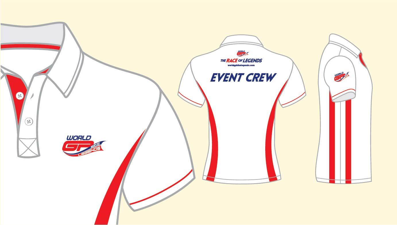 Crew Shirt design