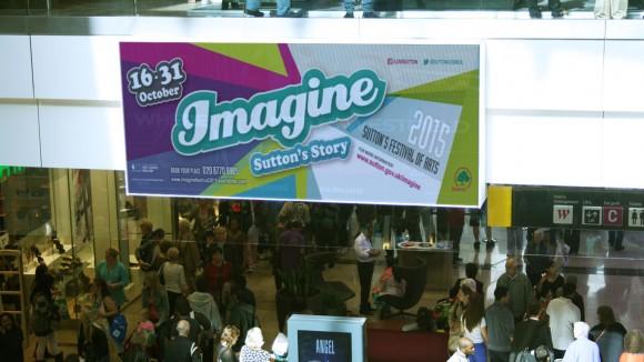 large format signage design