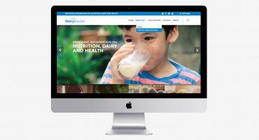 website design homepage