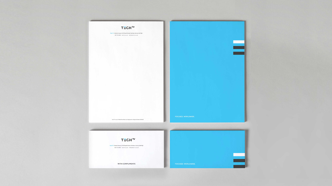 Brand Identity collateral