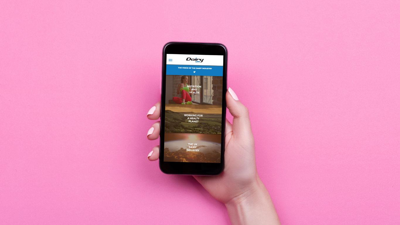 Industry website phone