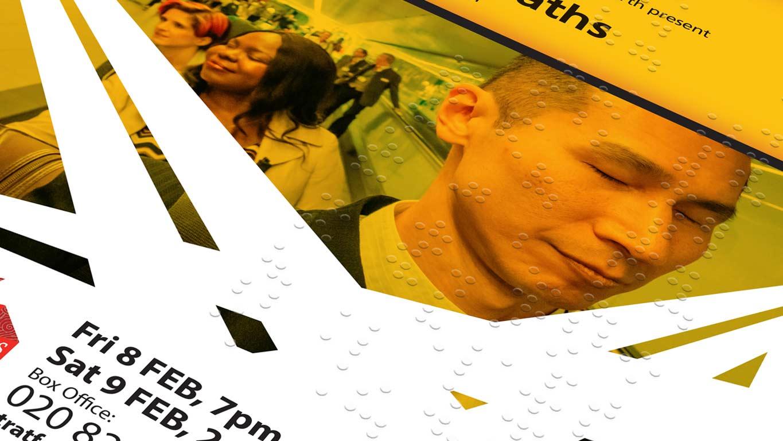 show braille leaflet