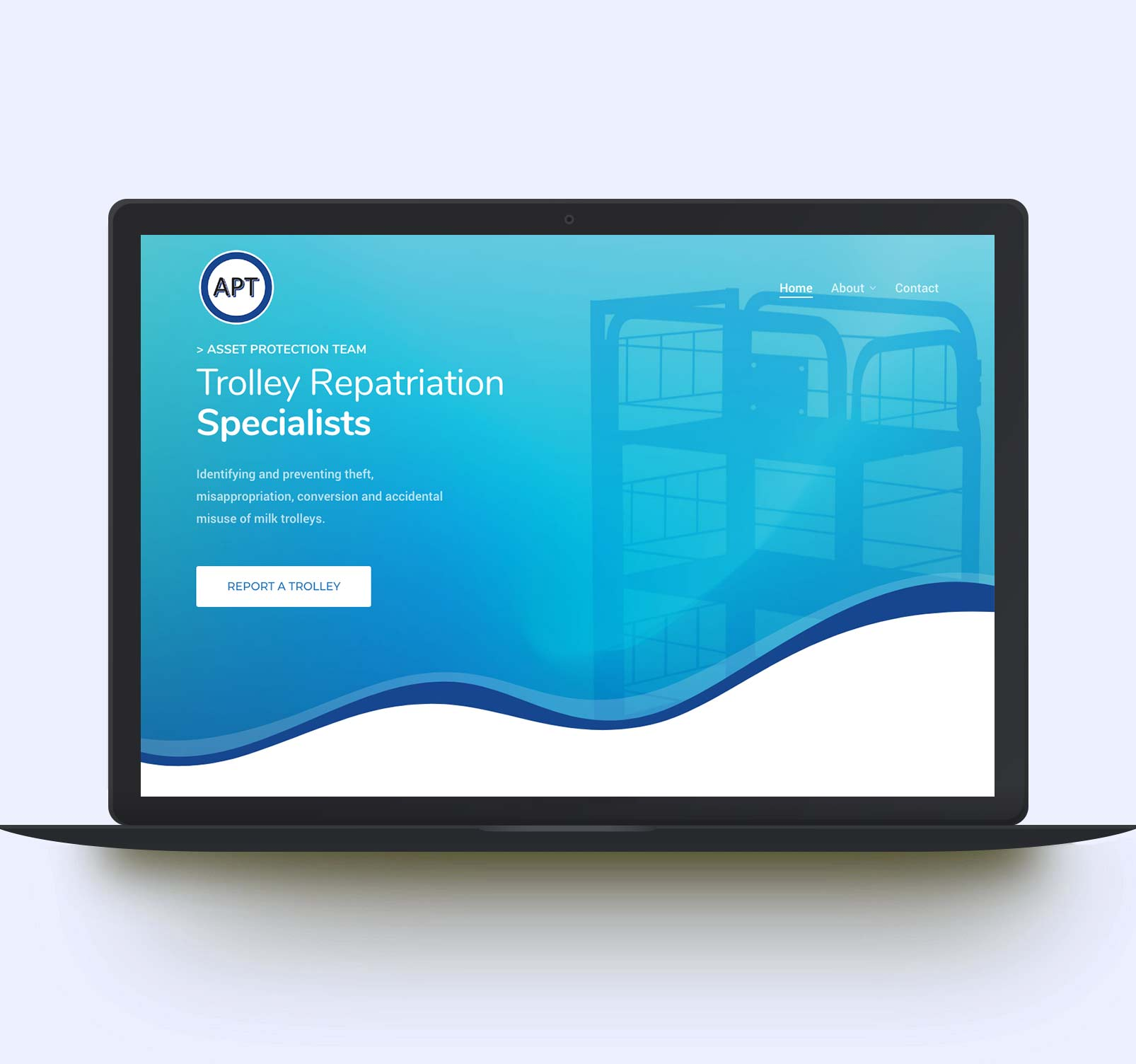 Identity Refresh - laptop