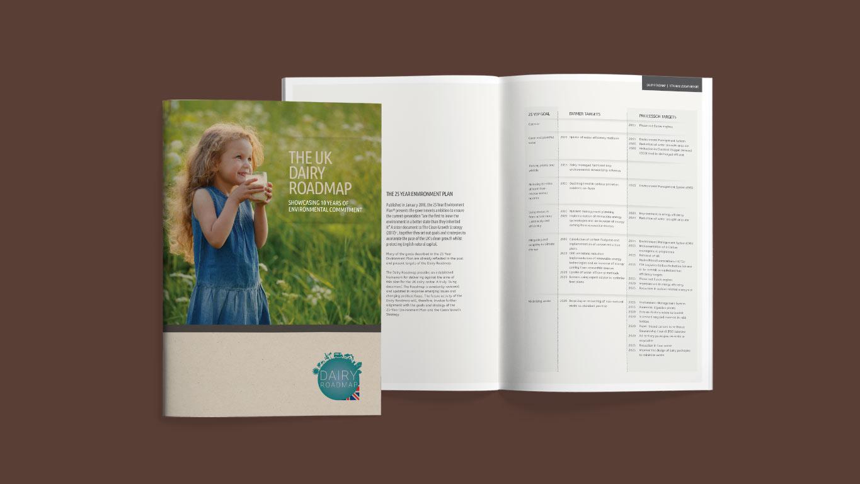 report design visual