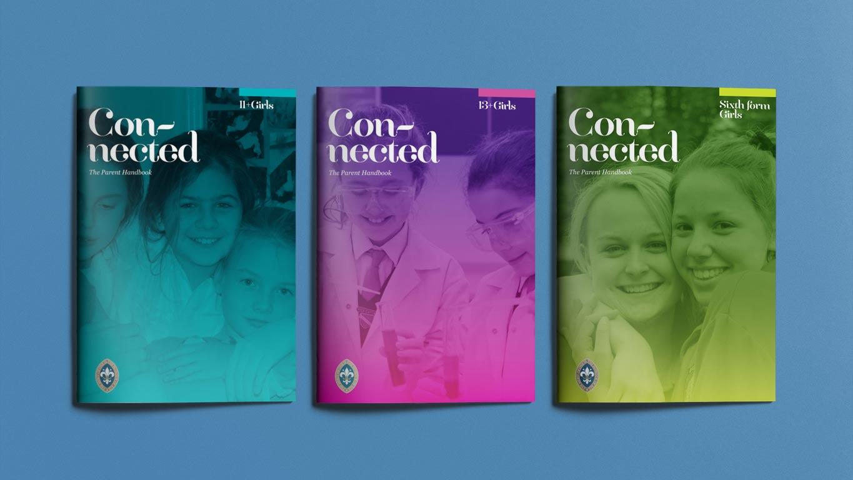 school brand identity literature