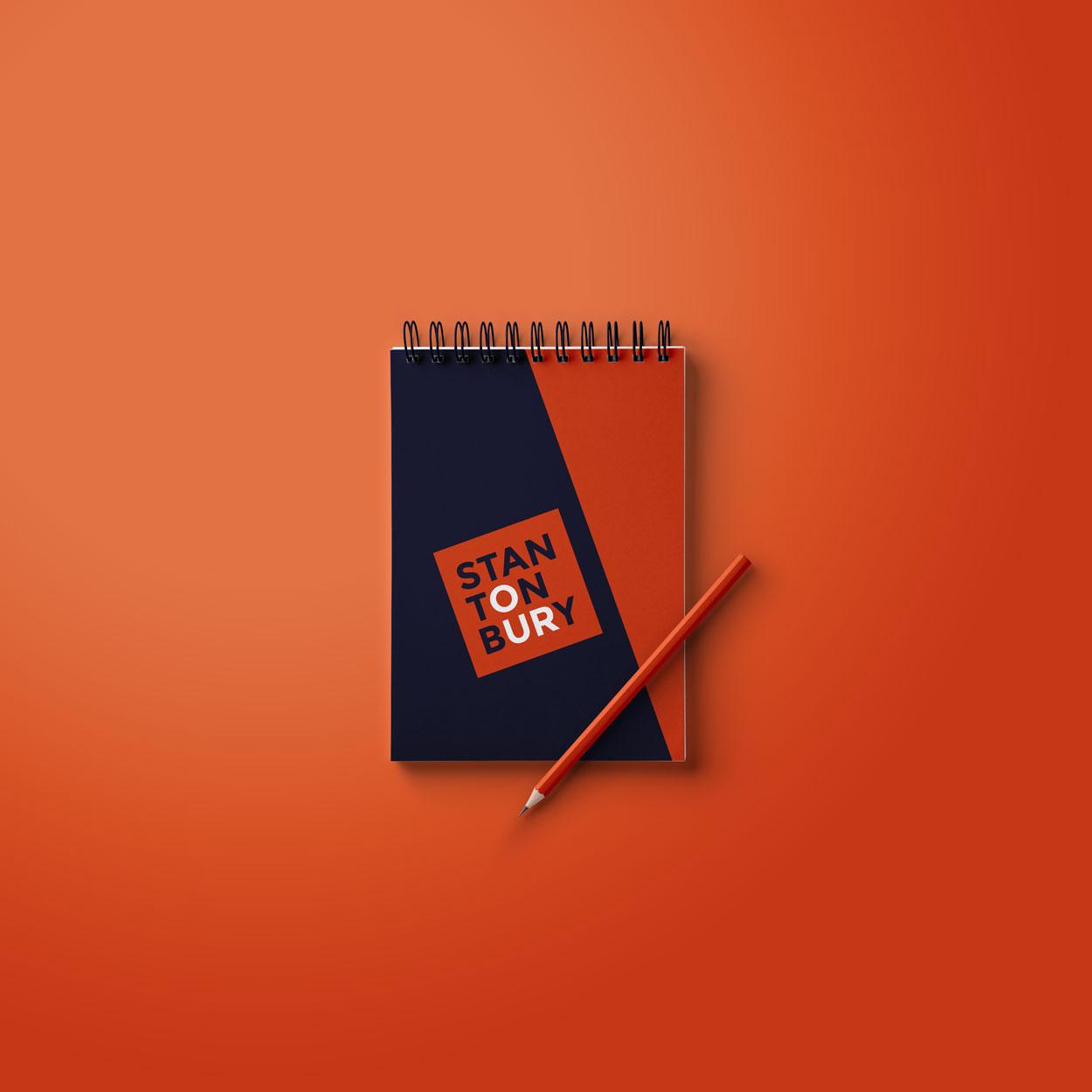Campaign logo design merchandise